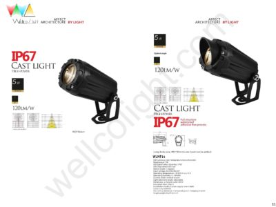 LED flood light wlmf14
