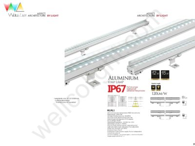 LED linear light wlml1 cold