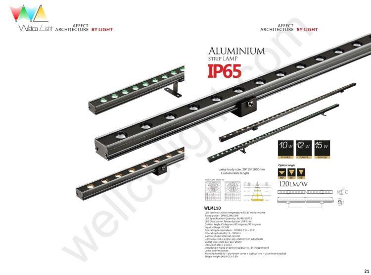 LED linear light wlml10