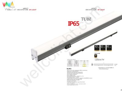 LED tube light wlmt2