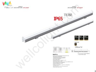 LED tube light wlmt3.1