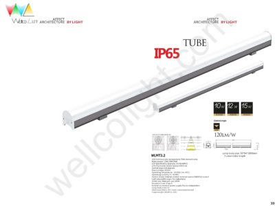 LED tube light wlmt3.2