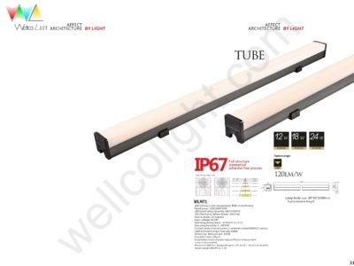 LED tube light wlmt1