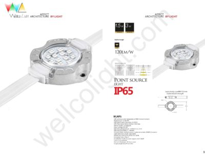 LED point source light wlmp5