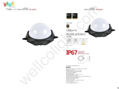 LED point source light wlmp4