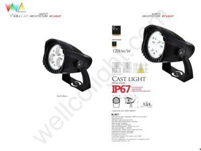 LED flood light wlmf7